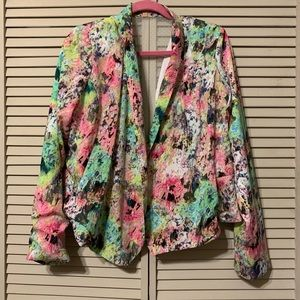 Gibson Multi-Color Blazer *NEW (No Tags)*